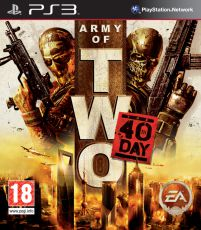 Игра для PS3 Electronic Arts Army of Two: the 40th Day (PS3)